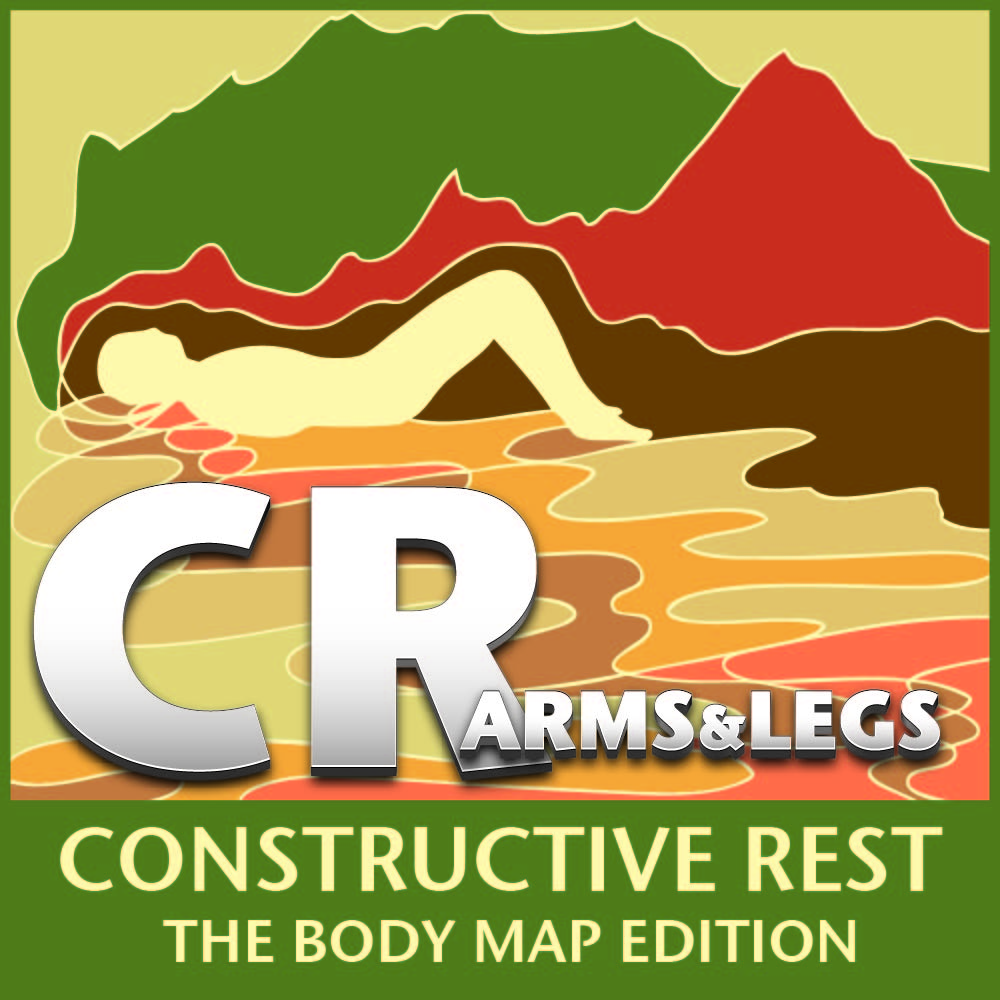 Cover Body Map Edition: Arms and Legs