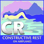 CR Constructive Rest: On Airplanes - CD cover art